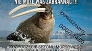 """Morsy z """"Przerębla"""" rozpoczynają sezon lodowatych kąpieli"""