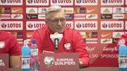 Straty bramek w drugich połowach problemem reprezentacji Polski