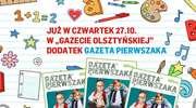 """Już w czwartek """"Gazeta Pierwszaka""""!"""
