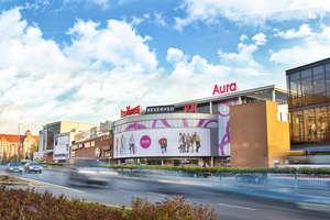 Nowe sklepy w Aura Centrum Olsztyna. Wielkie otwarcie