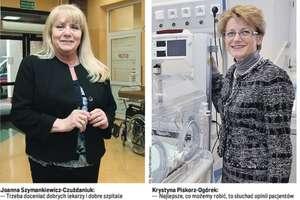 Wyróżnimy przyjazne szpitale i przychodnie