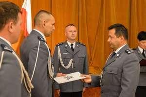 Nadkomisarz Marcin Danowski nowym szefem ostródzkiej policji