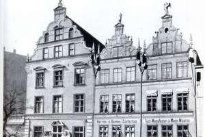 Tak wyglądał Elbląg w 1890 roku