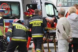 Atak epilepsji na ulicy w centrum. Przechodnie odwracali głowy...