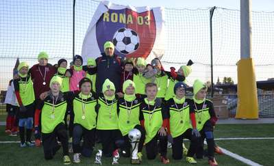 Turniej Rony 03 sukcesem młodych ełczan