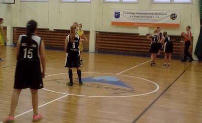 Nasze koszykarki zadebiutowały w Lidze Pomorskiej kadetek U-16