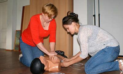 Strażacy nauczą udzielać pierwszej pomocy