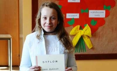 Laura Krukowska - zdobywczyni Stypendium Świętego Mikołaja