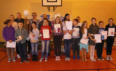 XII Kampania Białych Serc w Zespole Szkół w Stupsku