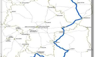 Magistrala połączy Olsztyn z Białymstokiem i Kielcami