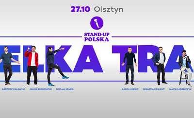 Stand-Up Polska w Olsztynie!