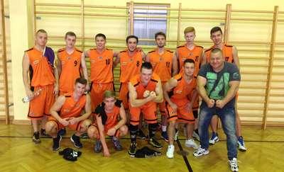 Eliminacje do Mistrzostw Powiatu w koszykówce chłopców szkół ponadgimnazjalnych