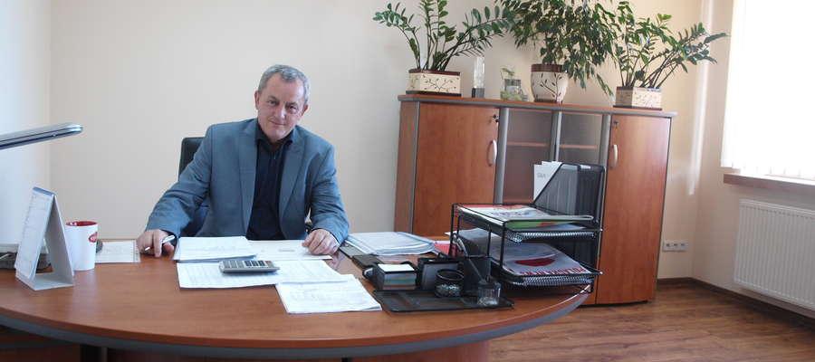 Prezes OSM Żuromin Adam Mazurowski mówi o zmianach w produkcji