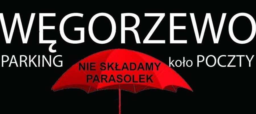 Czarny Protest runda druga także w Węgorzewie