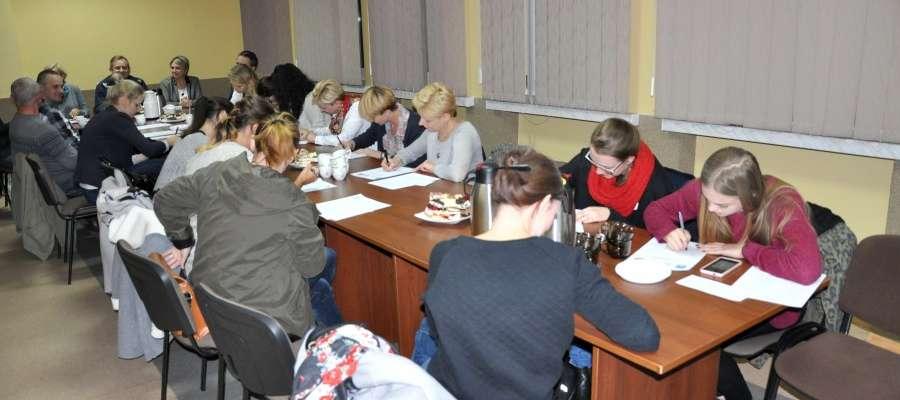 W połowie października odbyło się pierwsze spotkanie w ramach kursu samoobrony dla kobiet