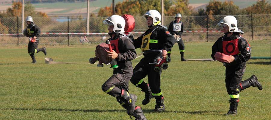 Strażacy OSP powiatu bartoszyckiego rywalizowali w zawodach sportowo-pożarniczych w Sątopach-Samulewie.