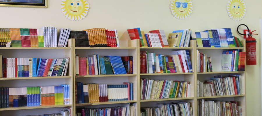 W bibliotece naprawdę dużo się dzieje