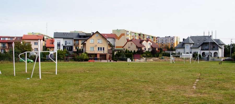 Jedną propozycji na LBO jest rozbudowa boiska na Osiedlu Królewskim