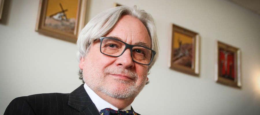 Wojciech Maksymowicz: Bardzo cieszymy się z dofinansowania