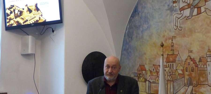 Dr Jacek Wysocki podsumowuje wyniki badań