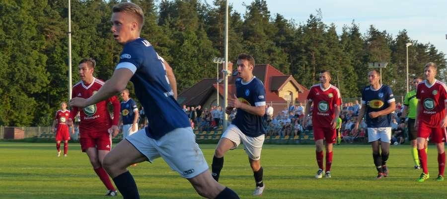 Zdjęcie ilustracyjne (derby powiatu iławskiego GKS Wikielec — Unia Susz)