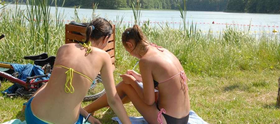 Jeszcze trochę, a powstanie tutaj kolejne ulubione kąpielisko olsztyniaków