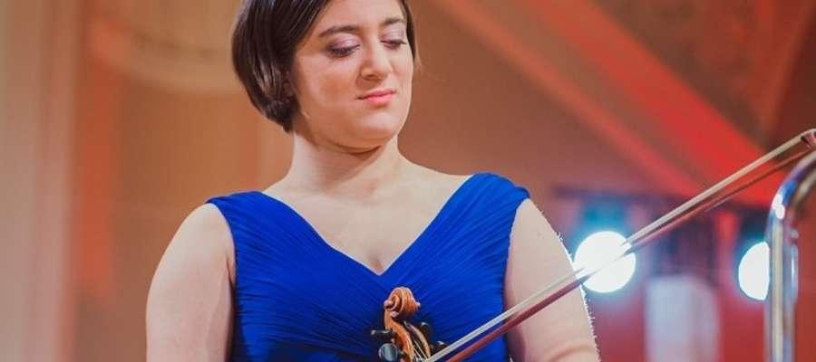Młodzi wirtuozi skrzypiec w filharmonii