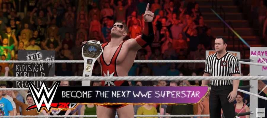 WWE 2K17 - Zwiastun premierowy