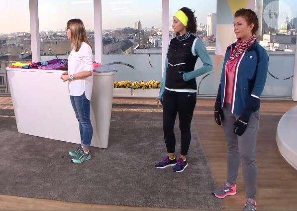 Jak ubrać się na jogging jesienią i zimą? - full image