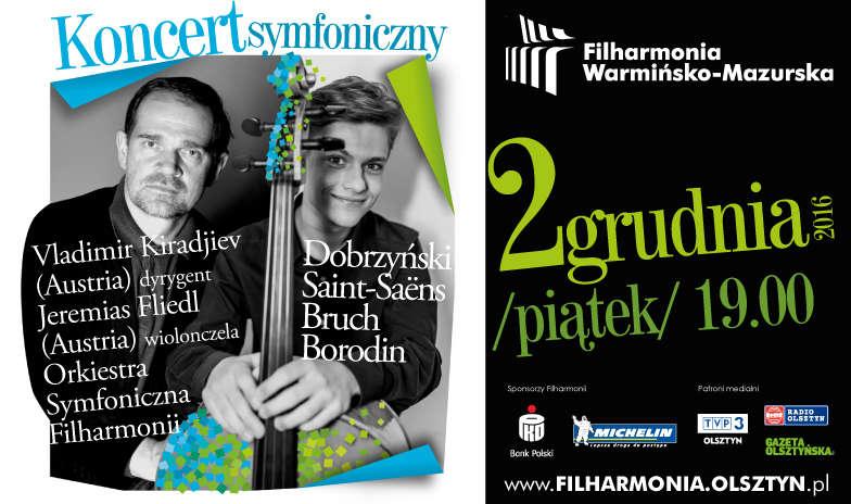 Koncert symfoniczny z gośćmi z Austrii - full image