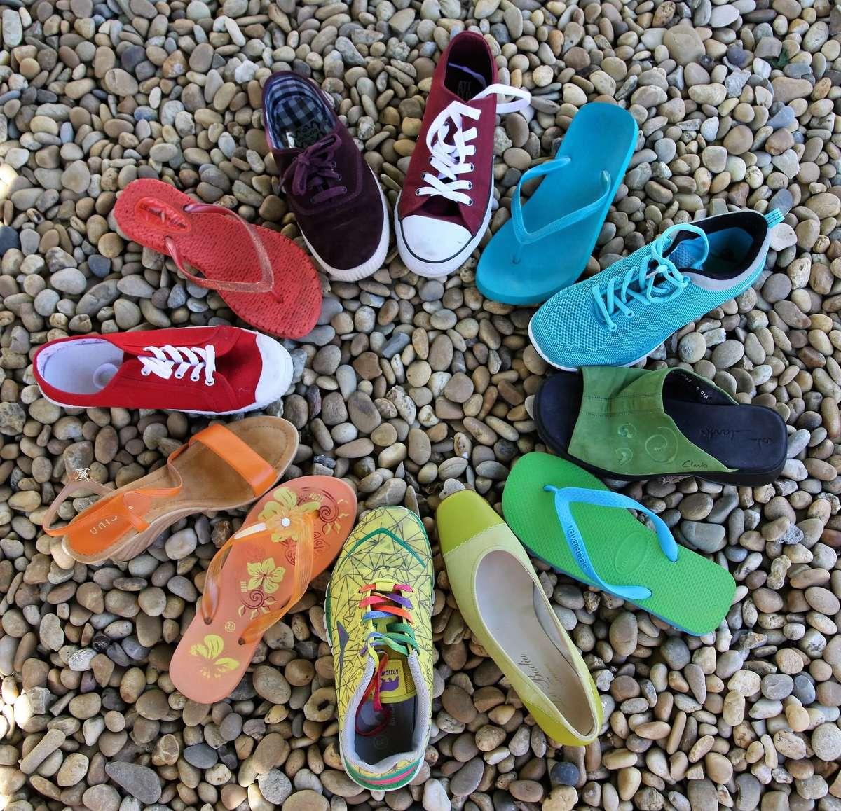 5 rodzajów butów, które są szkodliwe dla zdrowia - full image