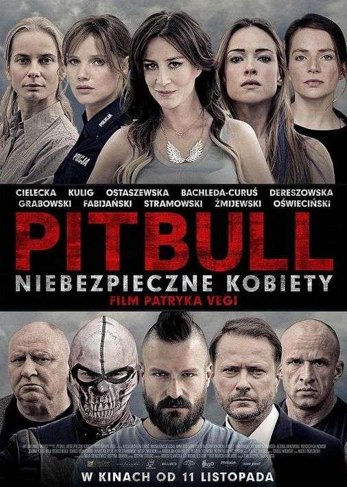 Pitbull. Niebezpieczne kobiety i Przełęcz ocalonych. Złap bilet do kina! - full image
