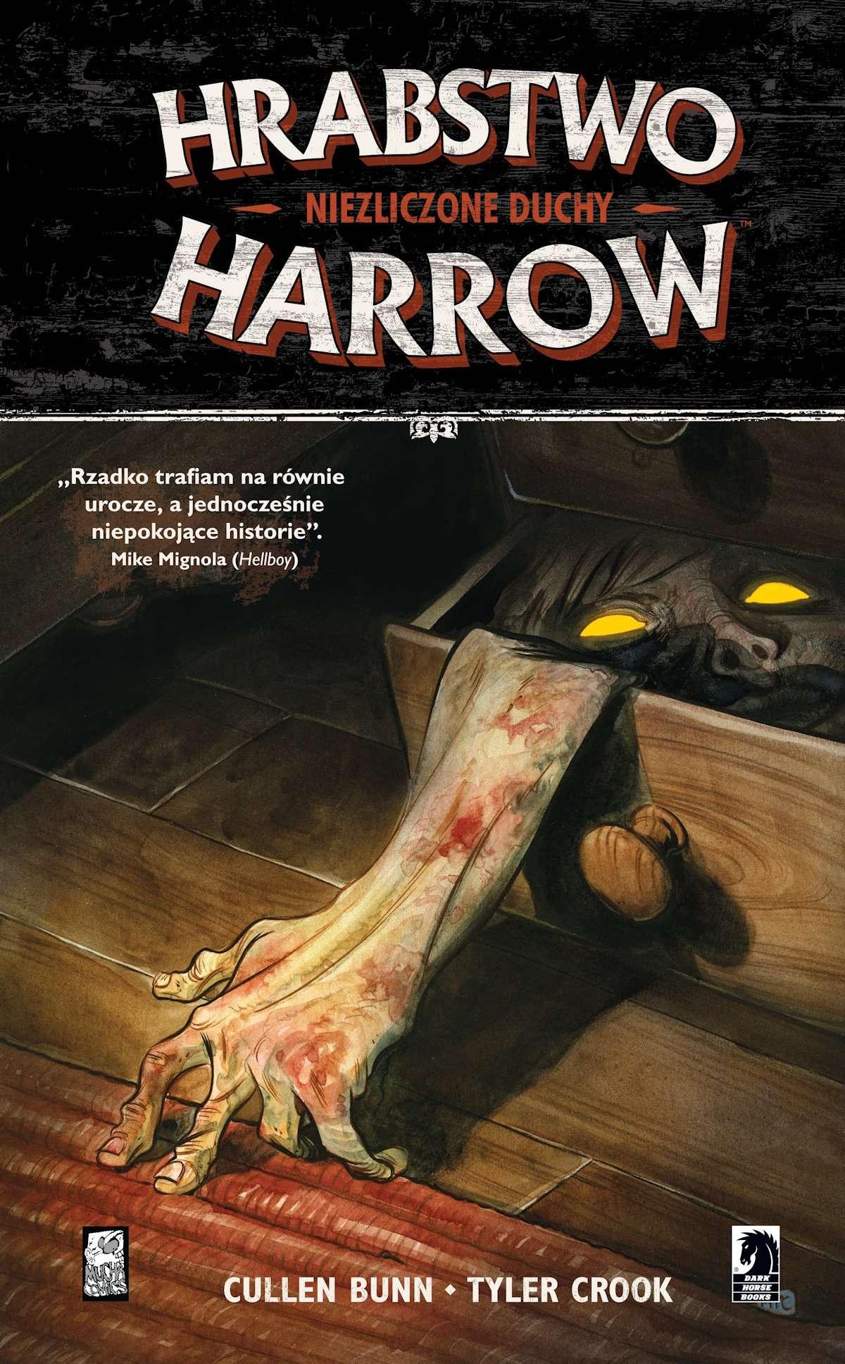Hrabstwo Harrow: Niezliczone duchy  - full image