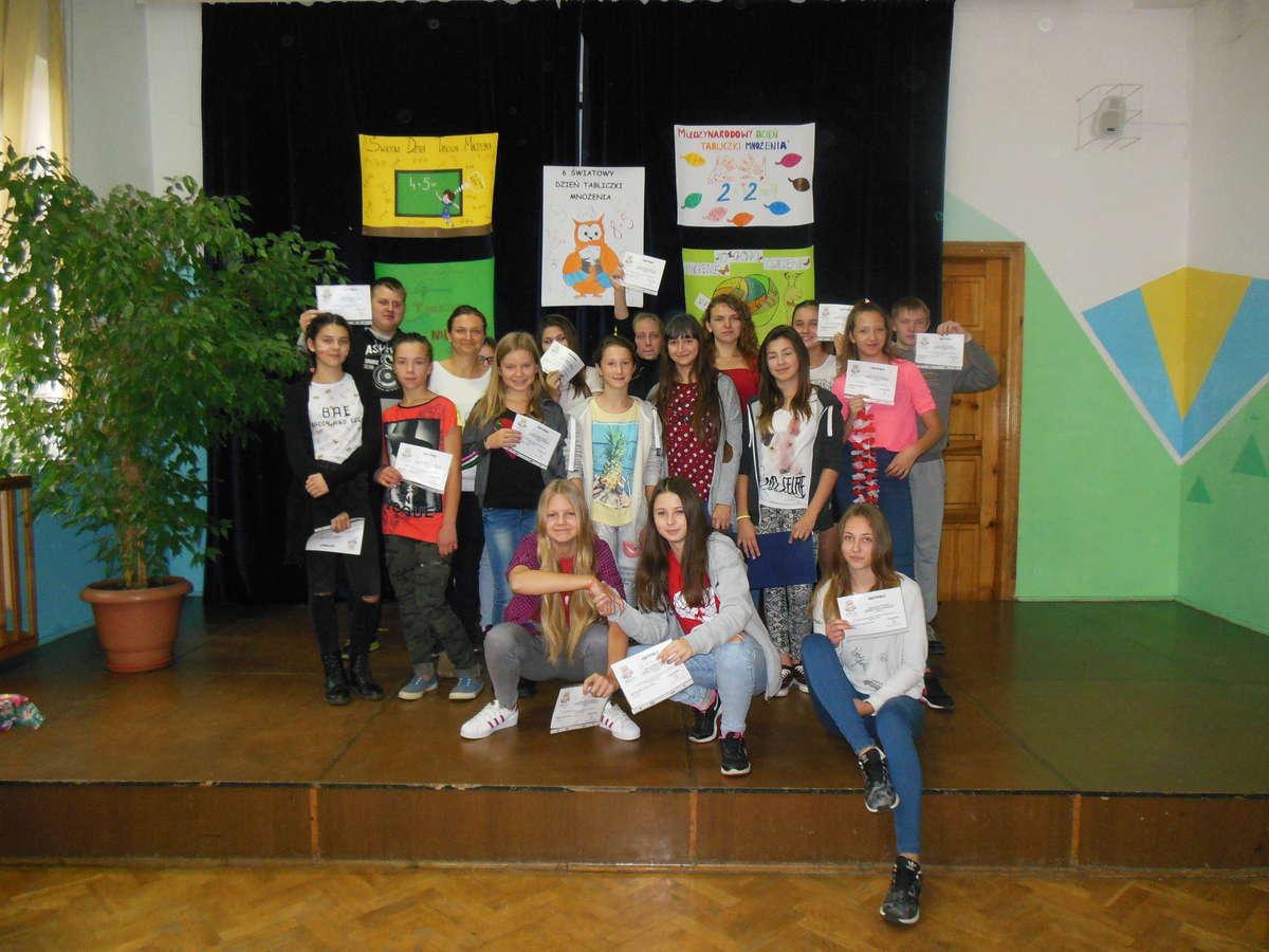 Gimnazjum Lubomino
