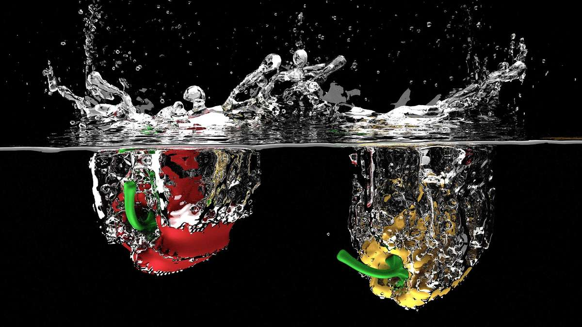 Jak prawidłowo myć warzywa i owoce? - full image