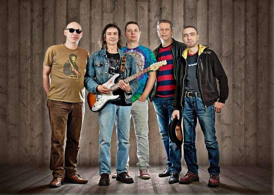 Kasa Chorych i jej bluesowo- rockowe brzmienie w Sowie - full image