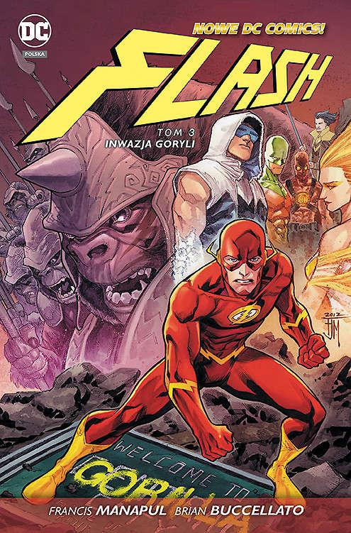 Flash: Inwazja goryli [RECENZJA]  - full image