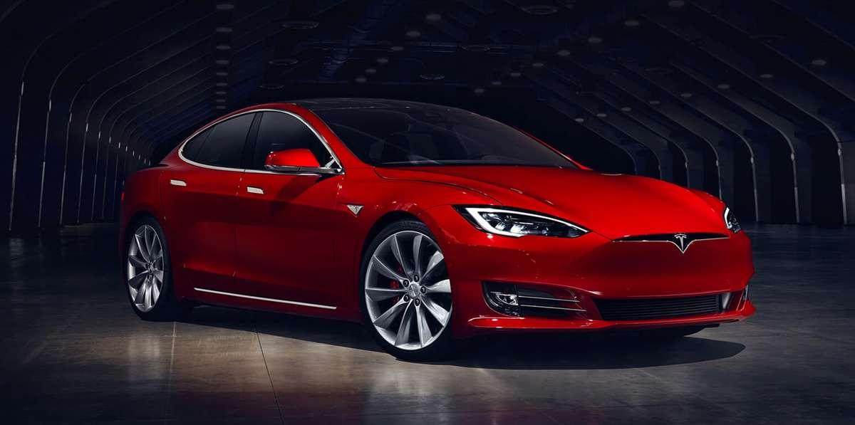 Tesla z niemieckiej fabryki?  - full image