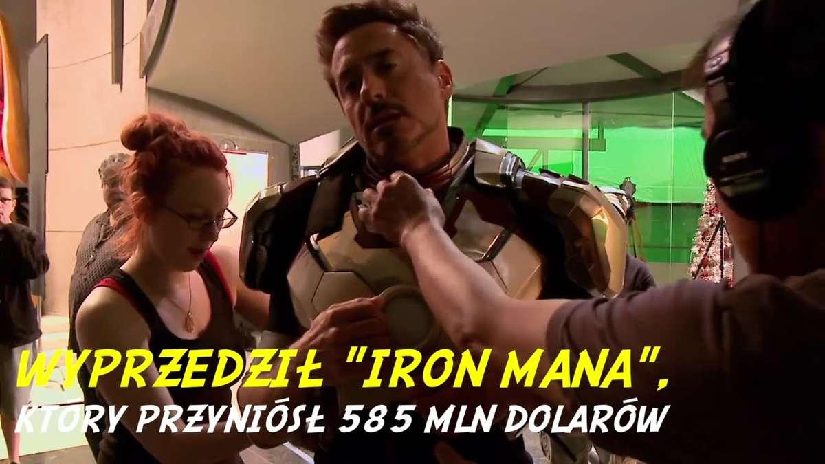 """""""Doktor Strange"""" przyniósł Marvelowi rekordowe zarobki. Wyprzedził Iron Mana  - full image"""