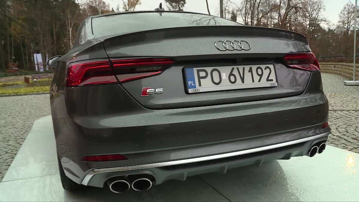 Odświeżone Audi S5 ma moc - full image