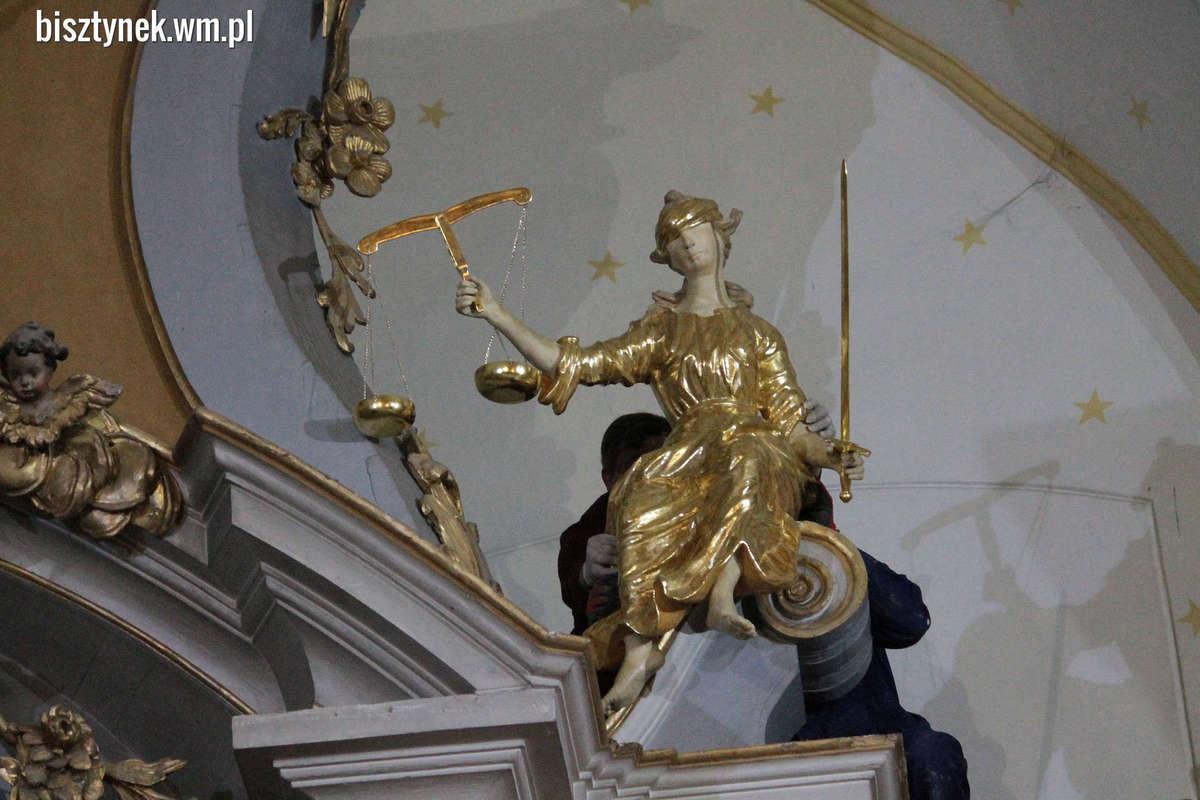 Wiara i Sprawiedliwość wróciły do kościoła - full image