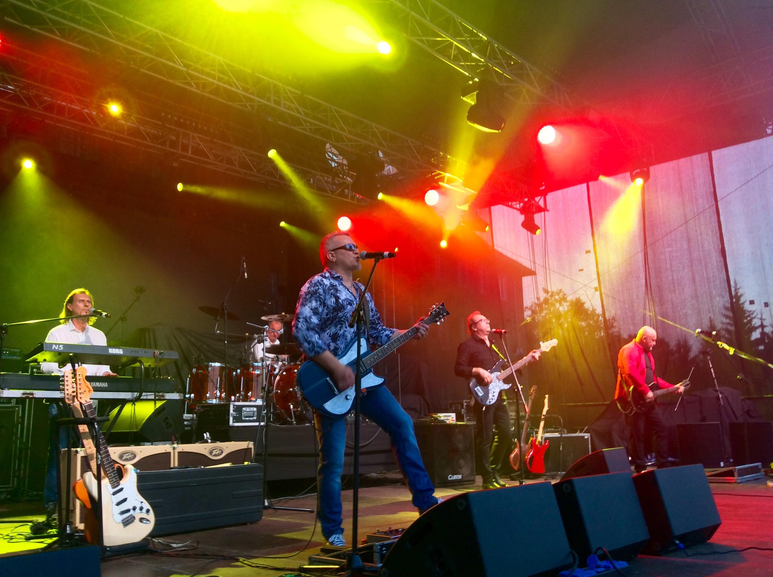 Rock&Roll Party, czyli Andrzejki z zespołem Żuki