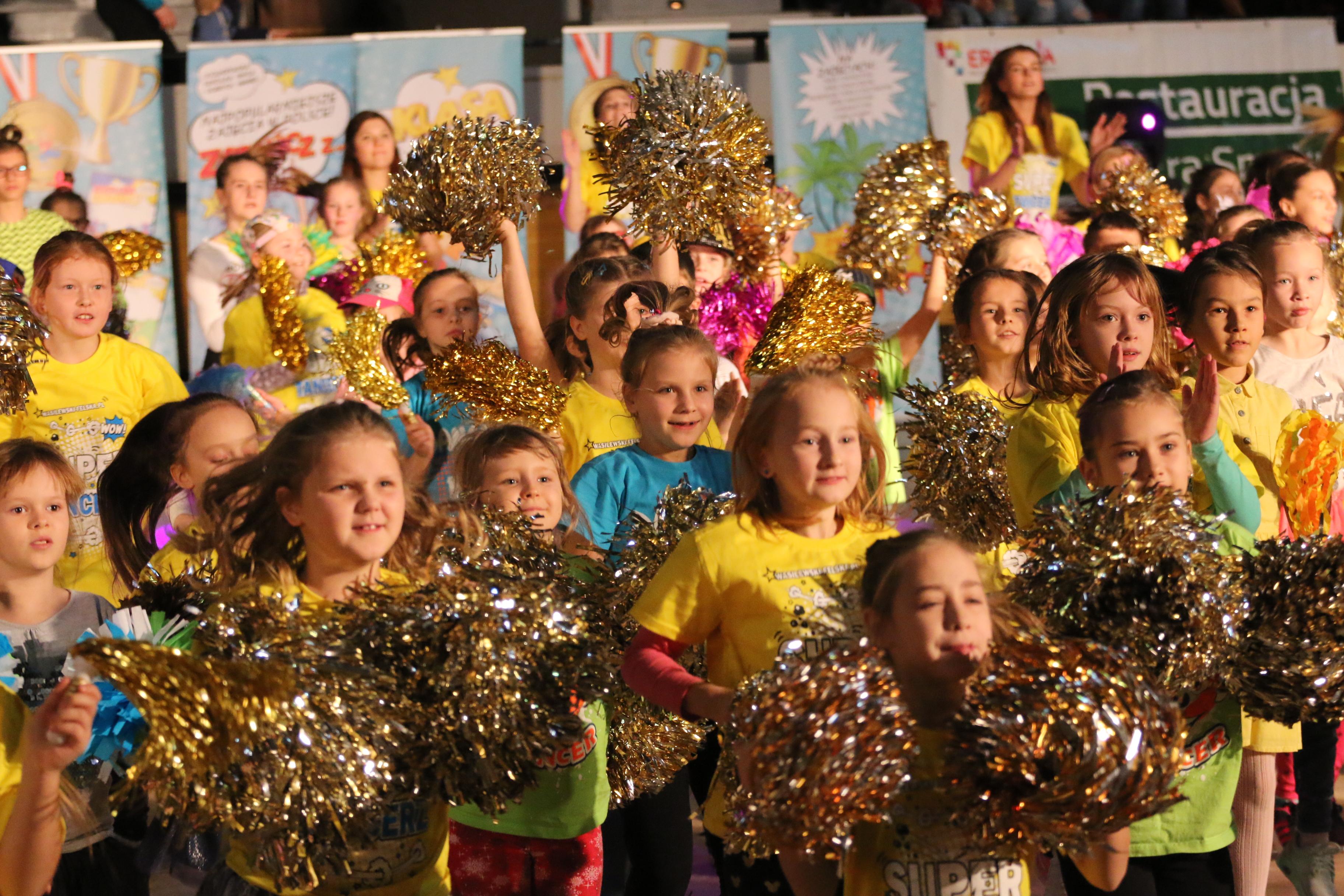 Tłumy na happeningu Olsztyn tańczy w Uranii [ZDJĘCIA]