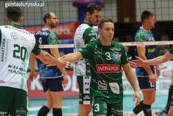 Michał Żurek, tak jak i cala drużyna Indykpolu AZS, może zaliczyć ten sezon do udanych