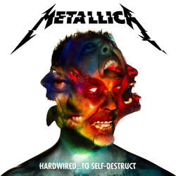 Metallica -  HARDWIRED... TO SELF-DESTRUCT [RECENZJA]