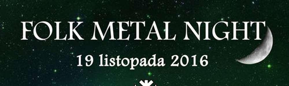 Folk Metal Night w Olsztynie