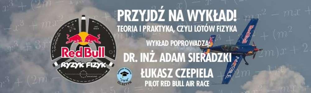 Red Bull Ryzyk Fizyk w Olsztynie
