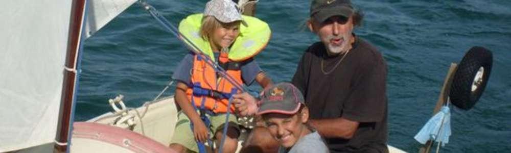 Wyspa szczęśliwych dzieci, czyli katamaranem dookoła świata