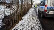 Wypadek w Dąbrowie, dachowanie na Mazurskiej... Trudny poniedziałek na drogach [zdjecia]