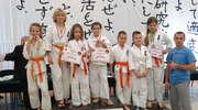 Węgorzewscy karatecy na podium w Bartoszycach